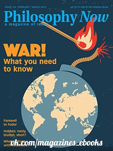 Philosophy Now  January 18 2018