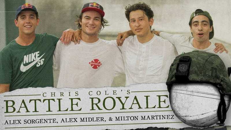 Alex Sorgente, Milton Martinez, Alex Midler - Battle Royale