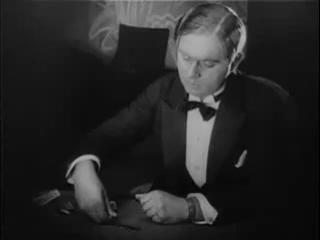 Фриц Ланг - Доктор Мабузе: Игрок. Часть 1. Опытный игрок. Картина времени (1922)