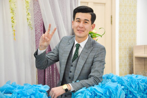 Akzhol Orazov, Уральск, Казахстан