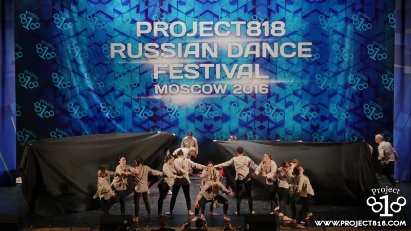 HD Community 1st Place Adults @ RDF16 ✪ Project818 Russian Dance Festival 2016 1