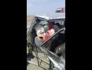 Жесткая авария