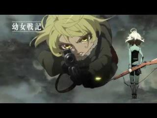 Opening HD Youjo Senki / Youjo Senki Op HD