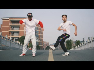 【青春校园】Tez Cadey - 湖南科技大学 Seve 舞蹈