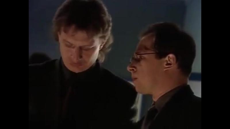 Агентство Золотая пуля 15 серия 2002г