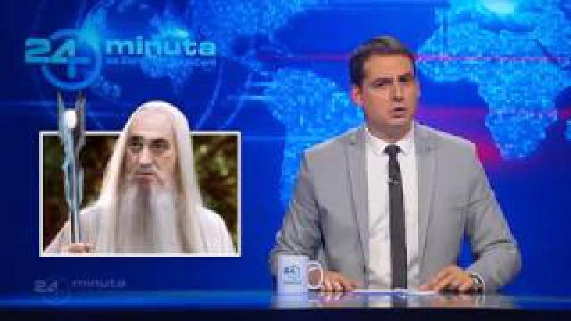 24 minuta sa Zoranom Kesićem 90 epizoda 22 oktobar 2016