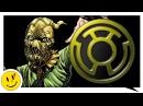 Зеленые Фонари Готэм, Пугало, Бэтмен DC Rebirth