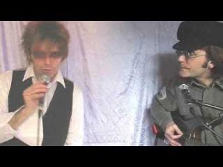 Worlds BEST David Bowie and John Lennon Impersonator - STEVIE RIKS - FAME