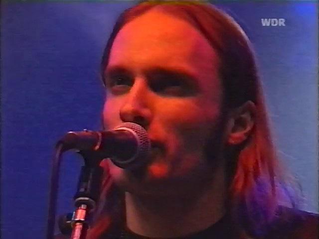 Tiamat - Düsseldorf Philipshalle 16. April 1995 (1live Rocknacht)