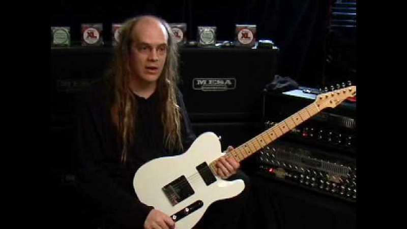 Devin Townsend's Guitar Rig Part 1 Please Subscribe