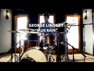 "Meinl Cymbals George Lindsay ""Blue Rain"""