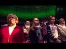 Любэ «Вперед, пехота!» Гимн сухопутных войск 23.02.2017, Юбилейный концерт Николая Расторгуева