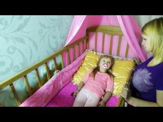 Мама в шоке Маргарита за одну ночь выросла Видео для детей Bad baby как мама