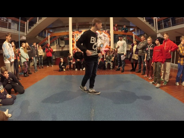 CBB vol 4 Breaking adulta Apc vs Rock 2 round