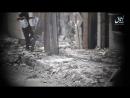 Сирия. Работа запрещенного снайпера в провинции Ракка