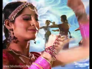 Indian music video young girls dancing to world fusion music