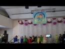 Танцевальный коллектив Веснушки, д/с №126, рук. Е.С.Мантрова. Танец Весёлая акварель.