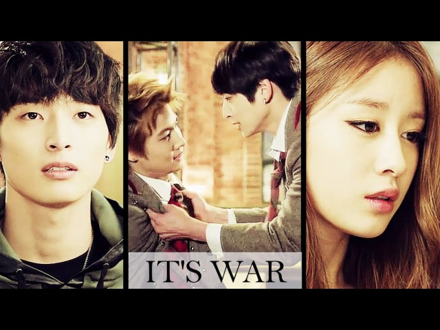 Dream High 2 - JB/Rian/YooJin - It's war
