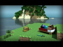 050 Обустройство нового дома Minecraft Путешествие на Край света