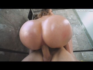 [Legal ASS]Harley Jade oiled slut fuck in anal big ass!!!! 1080p