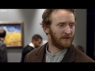 Vincent van gogh visits the gallery (doctor who, s5 e10)