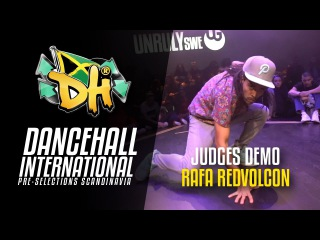 DHI Scandinavia 2017 - Judge Solo RAFA |