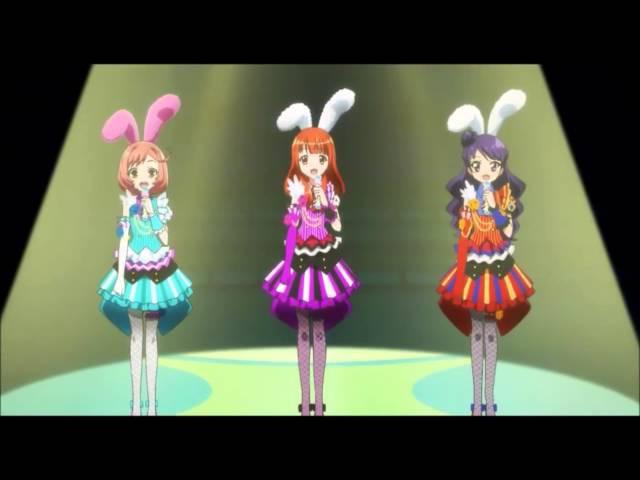 PriPara プリパラ Movie - SAINTS☆ And SoLaMi♡DRESSING!「MAKE IT! AND REALIZE!」