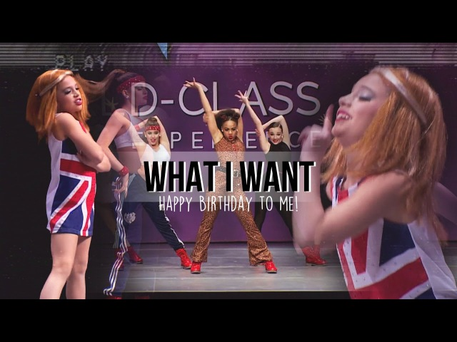Dance Moms ✘ What I Want HBD TO ME
