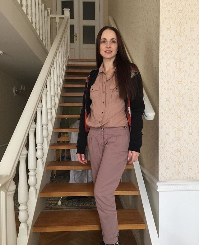 Анна Снаткина краткая биография, фото