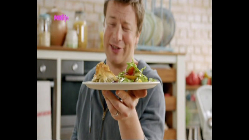 Джейми Оливер Обед за 15 минут Jamie's 15 Minute Meals S01E12