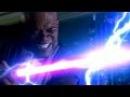 Канцлер Палпатин Дарт Сидиус против Мейса Винду - Звёздные войны. Эпизод 3 Мест ...
