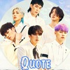 B.A.P | Best. Absolute. Perfect | Quote