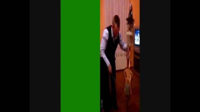 Дьявольская скрипка (diabelskie skrzypce) - кашубский (Польша) народный музыкальный инструмент