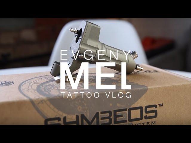 Подробный обзор роторной тату машинки Symbeos by Eikon-HM