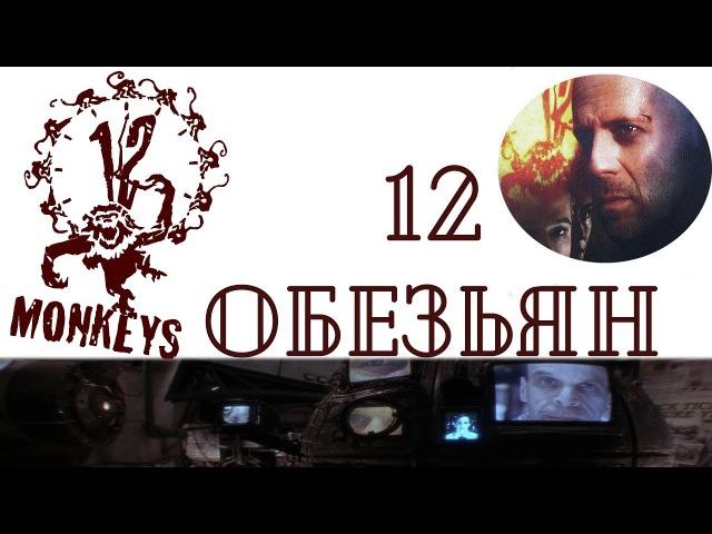 Герой или сумасшедший Анализ смысла фильма 12 обезьян 1995 г Терри Гиллиама