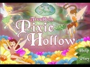 DISNEY FAIRIES 01 - Trouble in Pixie Hollow Заботы в Долине Фей – flash game