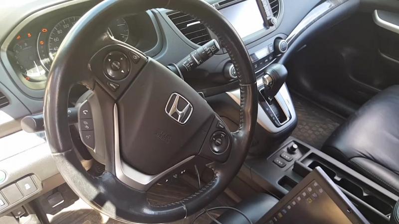 Honda CRV 2.4 190hp 2014