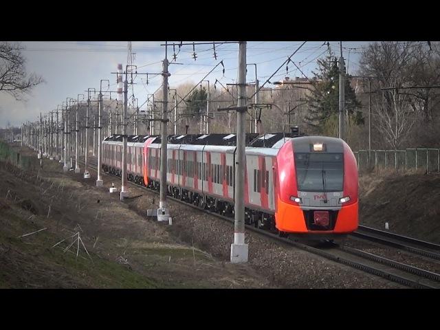 Электропоезда ЭС1-020023 «Ласточка» Desiro RUS