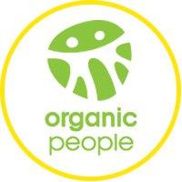 Логотип Йога в Коломне. Organic people /+7(915)251-33-81