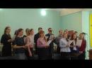 Один молится Христос..ул.Солнечная.г.Новосибирск.