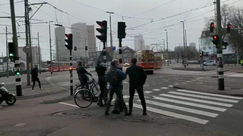 Шторм в Нидерландах via Arnout Vos