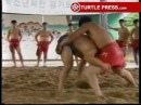 Ssireum Korean Wrestling Body Throws