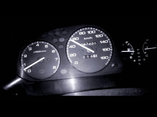 Honda F20B SiR T VTEC Civic EK 4dr casual pull untuned