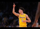 Lonzo Ball Highlights vs Nuggets Oct 2 LA Lakers vs Denver Nuggets NBA Preseason