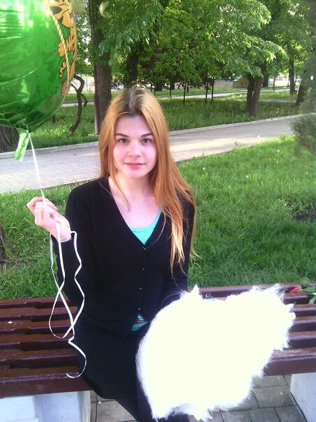 Olya, 21, Donetsk