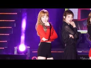 171014 레드벨벳(Red Velvet) '루키(Rookie)' 웬디(WENDY) 4K 직캠(Fancam) - 한국 베트남 수교 25주년 기념 우정