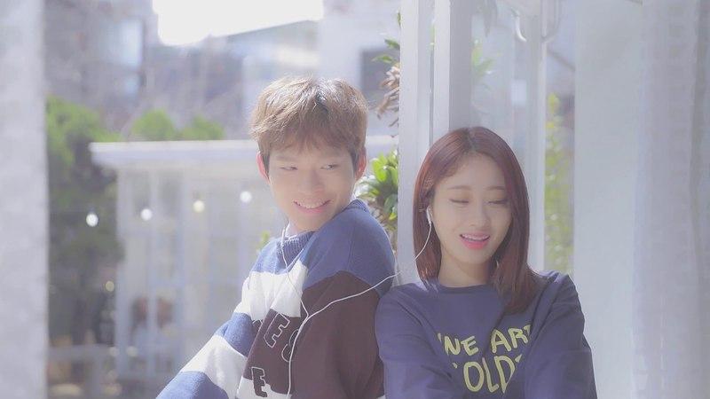 나인뮤지스[9MUSES] - Kyungri (경리) X Choi NakTa (최낙타) - 봄봄 TEASER