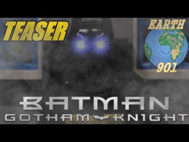 LEGO Batman Gotham Knight TEASER BrickFilm ЛЕГО МУЛЬТФИЛЬМ Бэтмен рыцарь Готэма ТИЗЕР