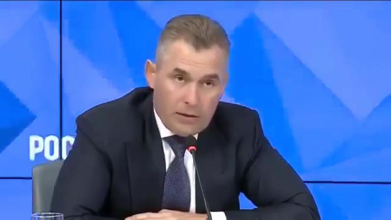 Пресс конференция Астахов П. Отказ от прививок становится массовым