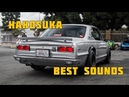 ULTIMATE Hakosuka Skyline 2000GT-R C10 Exhaust and Engine Sounds Compilation